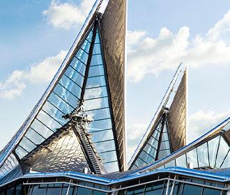 Архітектурне скло